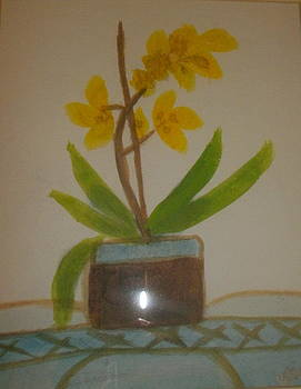 Yellow by Ketina Winston