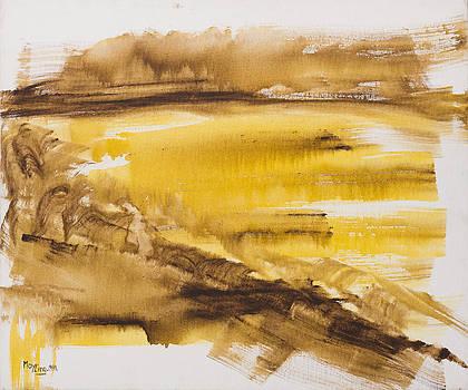 Yellow Lake by May Ling Yong