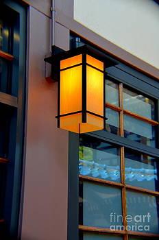 Mary Deal - Yellow Lantern