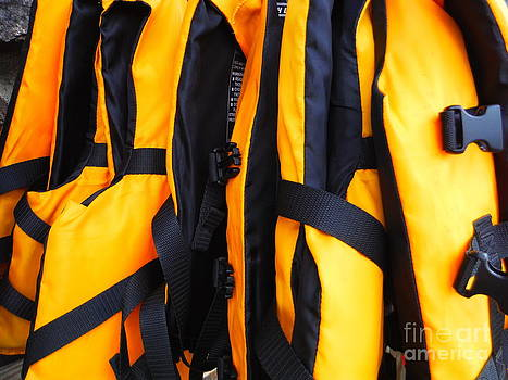 Paddy Shaffer - Yellow Life Vests