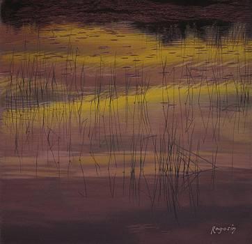 Yellow Marsh by Harvey Rogosin