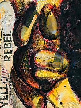 Yellow Rebel by Garfield Morgan