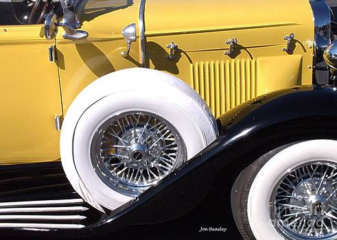 Yellow Roadster by   Joe Beasley