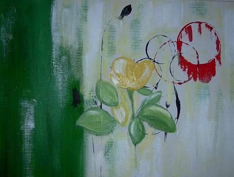 Yellow Rose by Joseph Ferguson