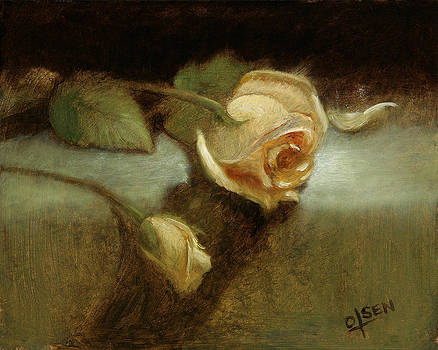 Yellow Roses by Christy Olsen
