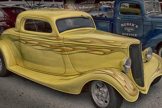 Jack R Perry - Yellow Submarine