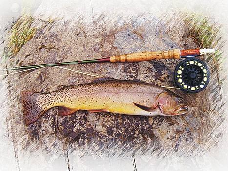 Joe Duket - Yellowstone Cutthroat Trout