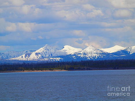 Tammy Bullard - Yellowstone Lake