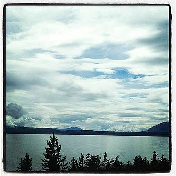 #yellowstone #lake #wy #instagram by Greta Olivas