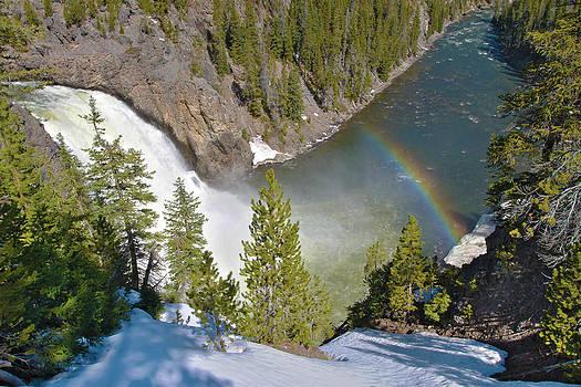 Yellowstone River by David Yunker
