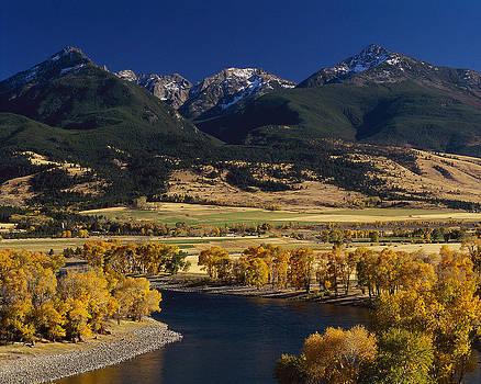 Scott Wheeler - Yellowstone River