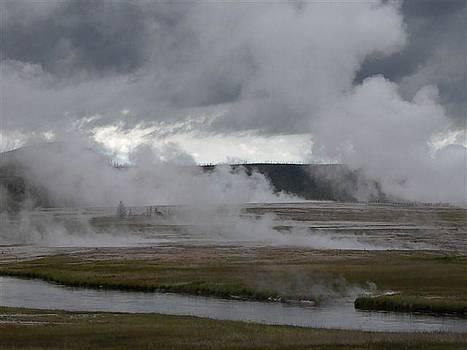Yellowstone Wonder by Johanna Elik