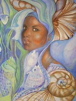 Yemoja by Bernadett Bagyinka