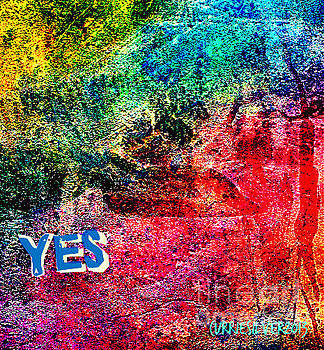 Yes by Currie Silver