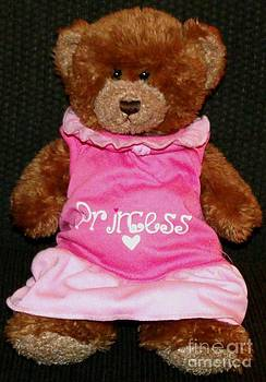 Gail Matthews - Yes I am a Princess Teddy