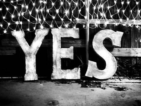 Yes by Richelle Munzon