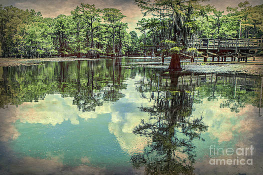 Tamyra Ayles - Yesteryear at Caddo Lake