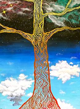 Yggdrasil by Tai Hicks