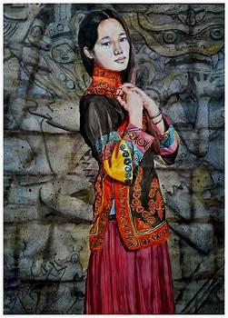 Yi Indigenous of China by Mong Mong Sho