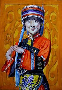 Yi Indigenous OF China  by Mong Sho