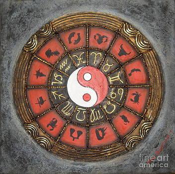 Yin Yang Horoscope by Elena  Constantinescu