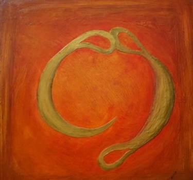 Ying Yang by Pirsens Huguette