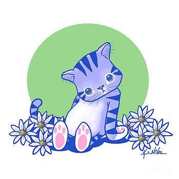 Yittle Kitty by Kim Niles