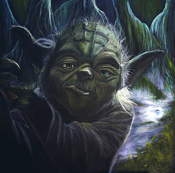 Yoda by James Kruse