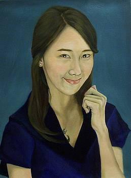 Yoona by Phillip Compton