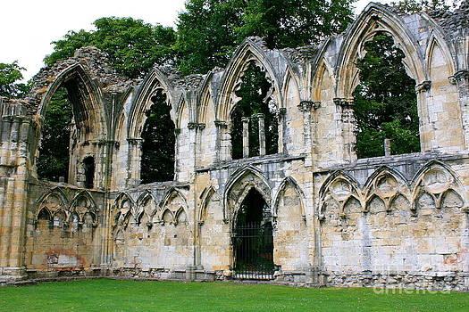 Danielle Groenen - Yorkshire Ruins