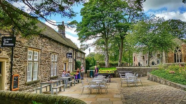 Yorkshire Tea Rooms by Paul Fox