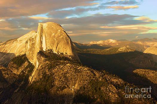 Adam Jewell - Yosemite Half Dome