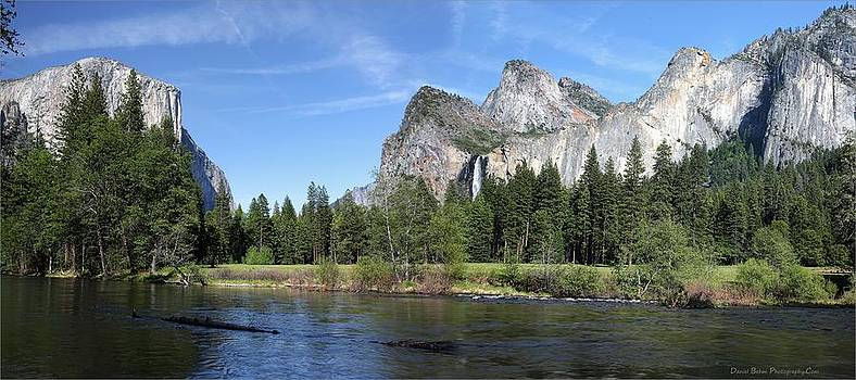 Yosemite National Park by Daniel Behm
