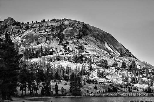 Chuck Kuhn - Yosemite Pass I