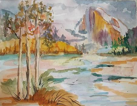 Yosemite by Terry Godinez