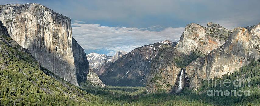 Sandra Bronstein - Yosemite Valley Afternoon
