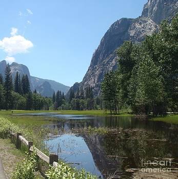 Yosemite Valley by Catherine DeHart