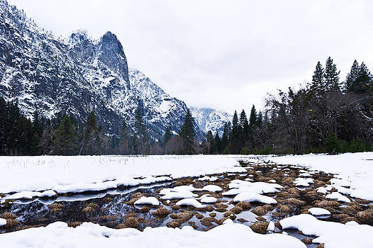 Priya Ghose - Yosemite Valley In Winter