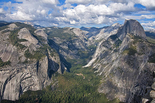Dennis Cox - Yosemite Valley Overlook