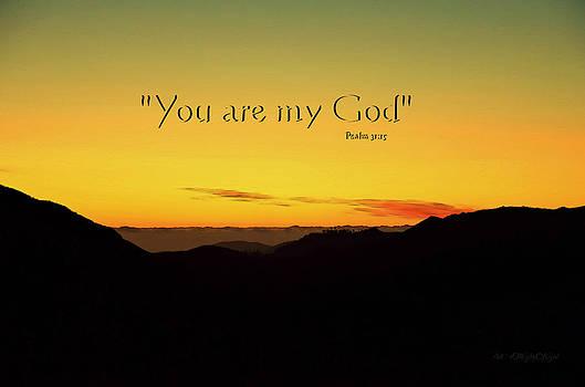 Sharon Tate Soberon - You are my God