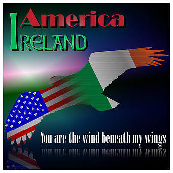 You are the Wind Beneath my Wings by Ireland Calling