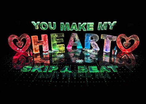 You Make My Heart Skip a Beat by Jill Bonner