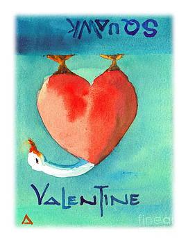 Val Byrne - You turn me upside down