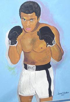 Young Ali by Darrell Hughes