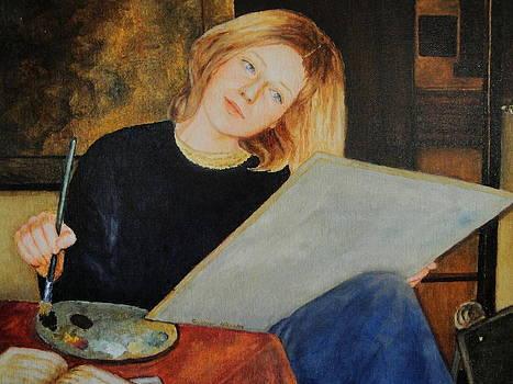 Young Guggi by Gudrun Hirsche