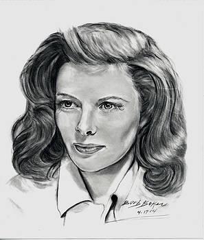 Barb Baker - Young Katherine Hepburn