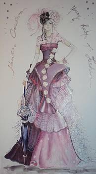 Young Lady by Damira Fuzul