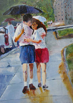 Young Love by Morris Eaddy