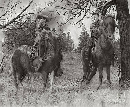 Young Rough Riders by Barb Schacher
