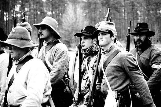 Young Soldiers by Donald Williams